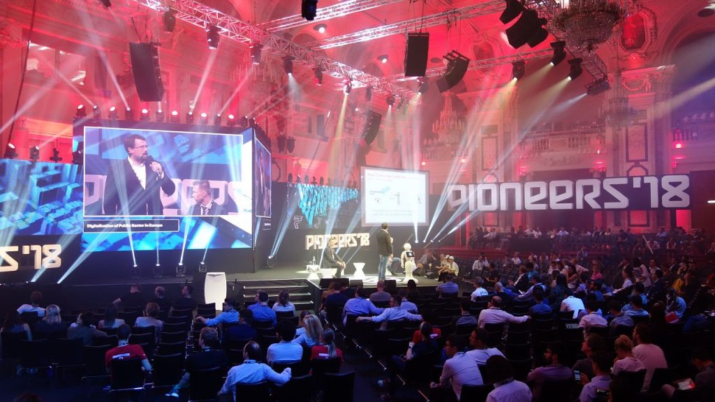 Pioneers Conference, start-ups, ROMI