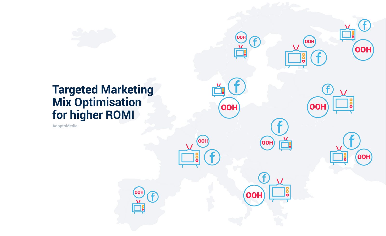 Marketing Mix Modelind, MMM, Media Mix Optimisation, targeted advertising
