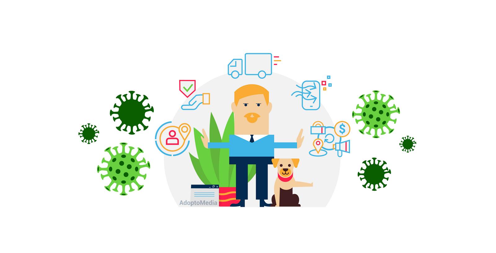 Effective marketing strategy, marketing effectiveness, coronavirus pandemic, COVID-19, marketing investments, ROMI increase, crisis marketing strategy, adapt marketing strategy, e-commerce, media budget reallocation, media budget optimization